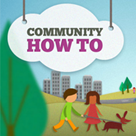 Community How To Logo